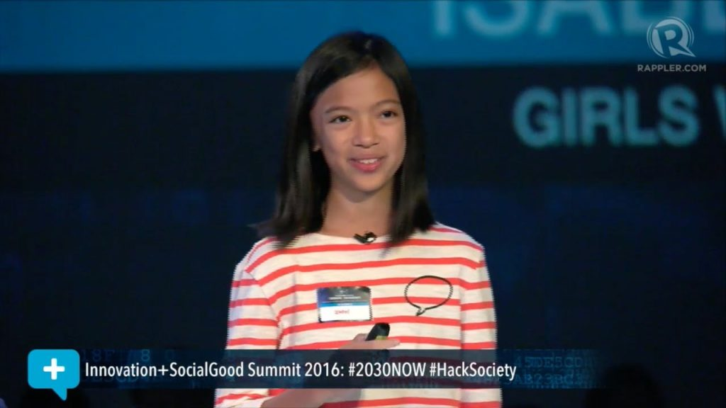 Philippines' Youngest Programmer Builds Her Own Company at Age 10!